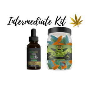 Are you a cultivatedCBD user looking to up your experience? Look no further than our Intermediate Kit. Coming with everything you need!